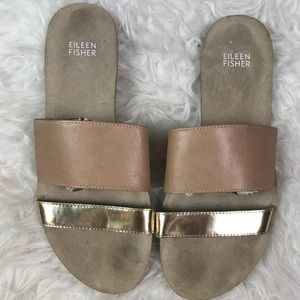 Eileen Fisher folly flats size 7.5